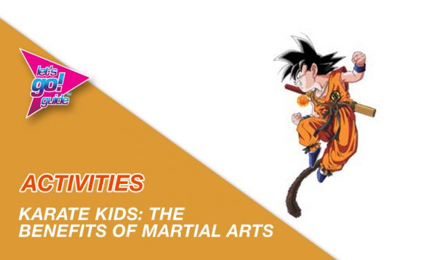 Karate Kids: The Benefits Of Martial Arts