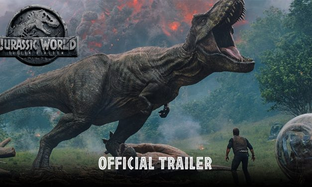 Jurrasic World – Fallen Kingdom