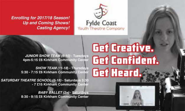Fylde Coast Youth Theatre Group