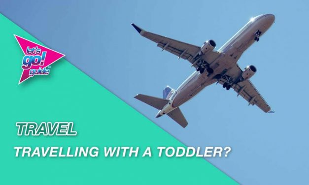 Travelling With A Toddler?