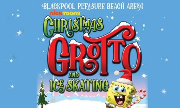 Blackpool Pleasure Beach – Christmas Grotto and Ice Skating