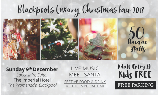 Blackpools Luxury Christmas Fair
