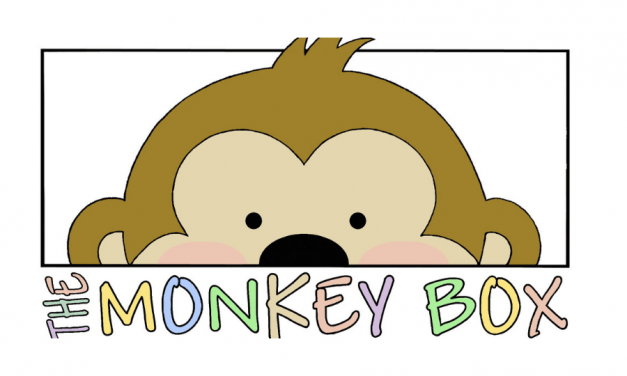 The Monkey Box Dribble Bibs Teething Products & Accessories for children