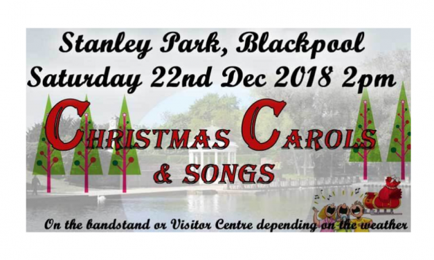 Christmas Carols and Songs Stanley Park