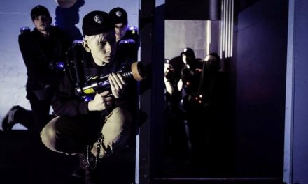 Laser Quest Blackpool