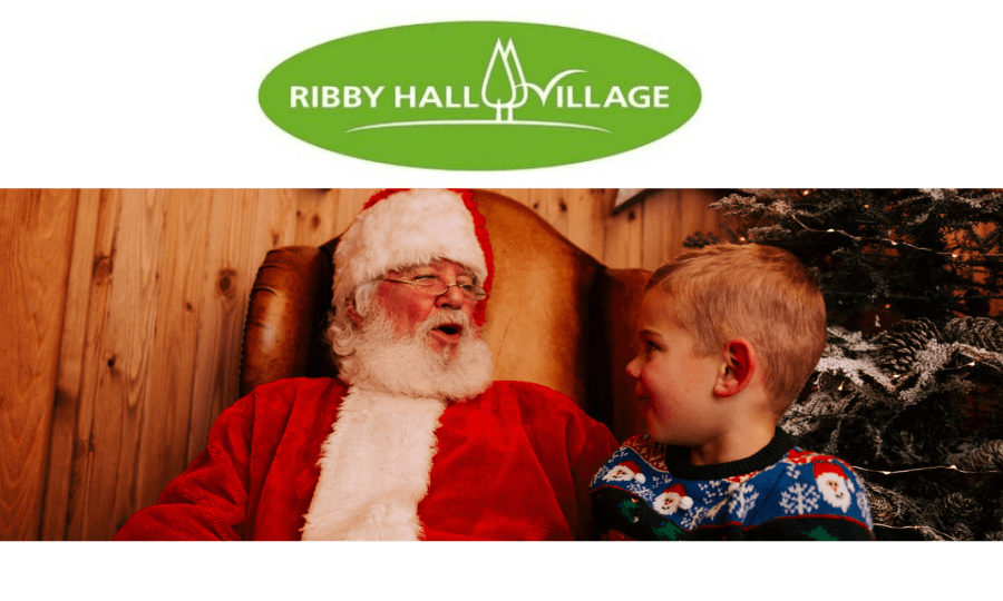 Ribby Hall Village Santa's Grotto